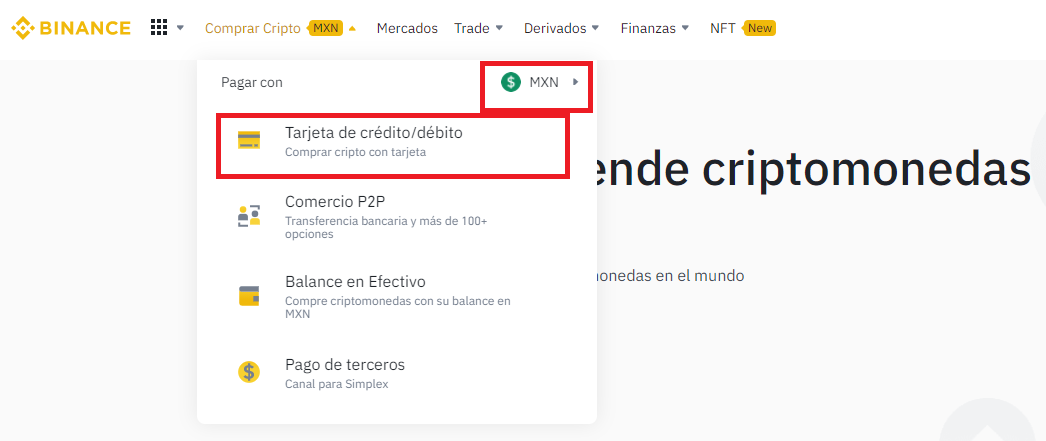 How to buy crypto in Mexico