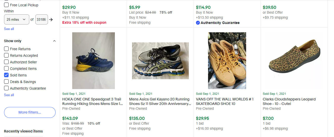 when you want to know who sold the most items in a give catagory you can filter by items sold on ebay
