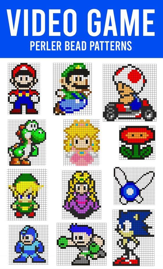 Mario Fun https://kandipatterns.com/patterns/characters/mario-21454