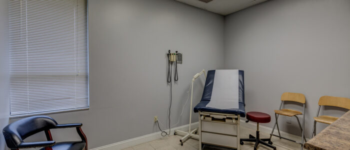 Our treatment rooms are ready for you.