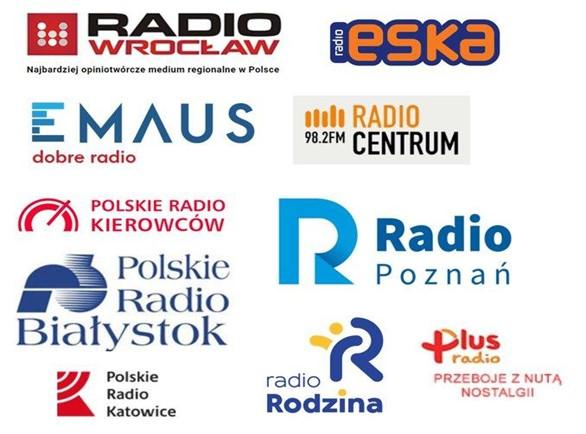 raport omówiony w radiu