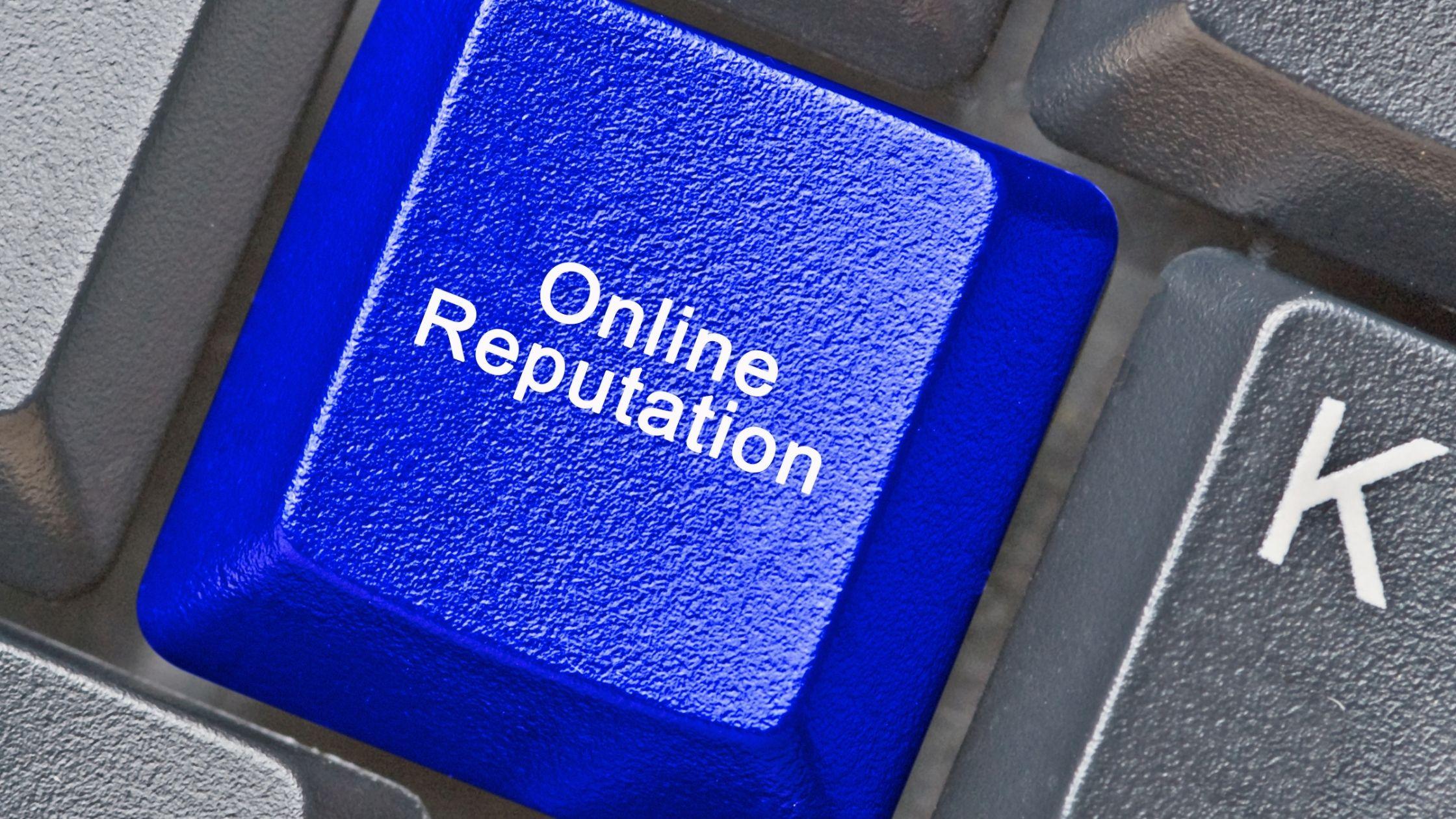 does online reputation management matter