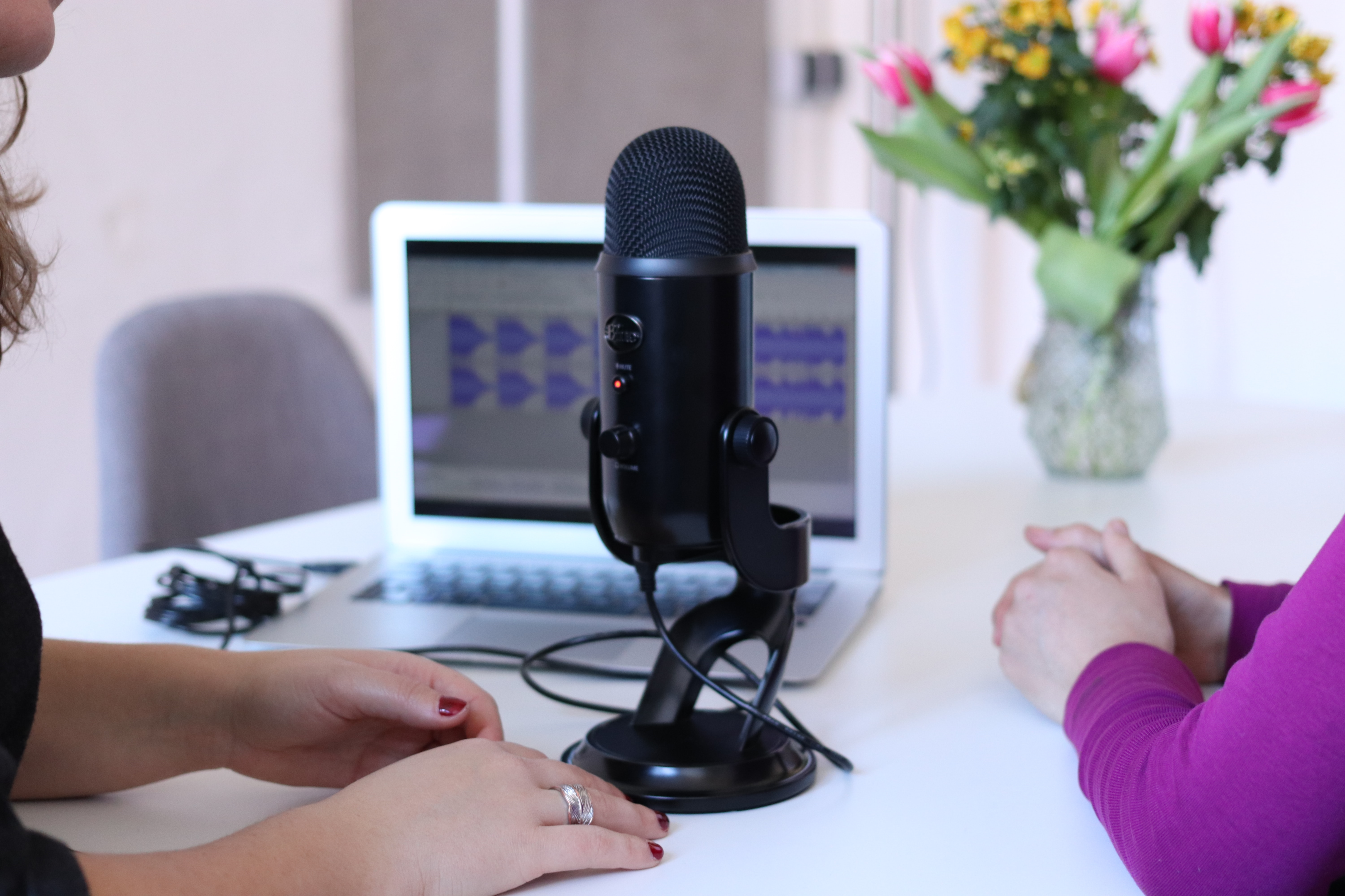 Recording podcasts with your computer