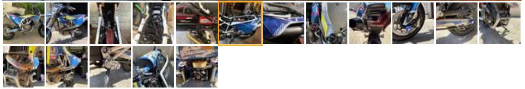 Example Motorcycle Ad on Craigslist