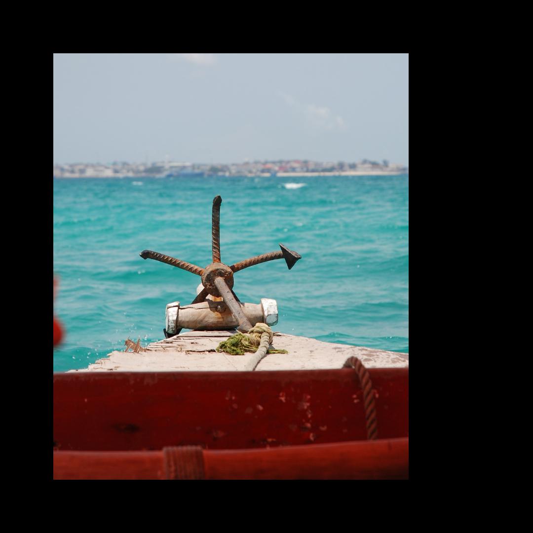 gulf stream, open ocean, nearest port, fish, bahamas,  anchor