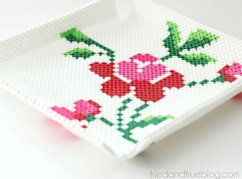 Perler Bead Patterns for bead tray