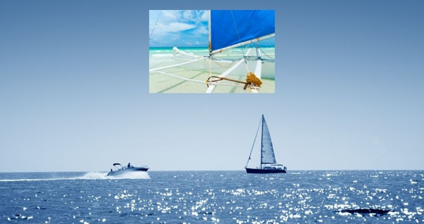 boats, sails, boat turns
