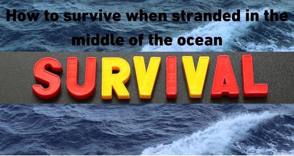 open ocean, sea survival