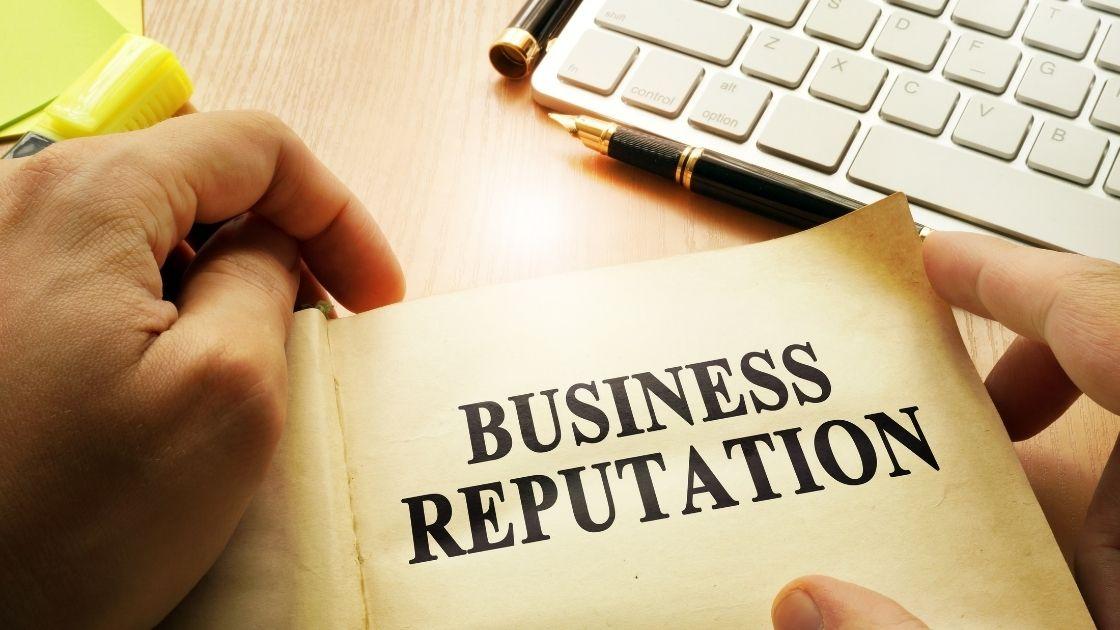 business reputation repair