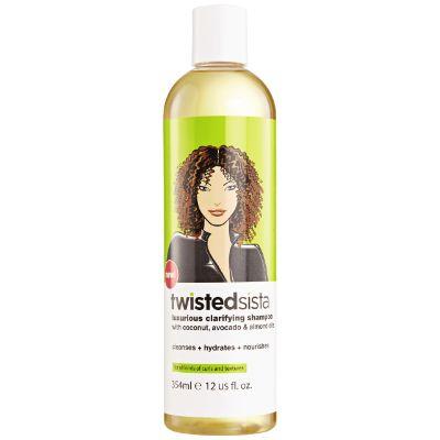 Sulfate Free Clarifying Shampoo: Twisted Sista Luxurious Clarifying Shampoo | TopTenHairCare.com