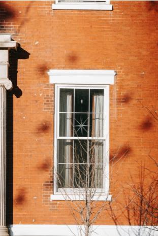 clean exterior house