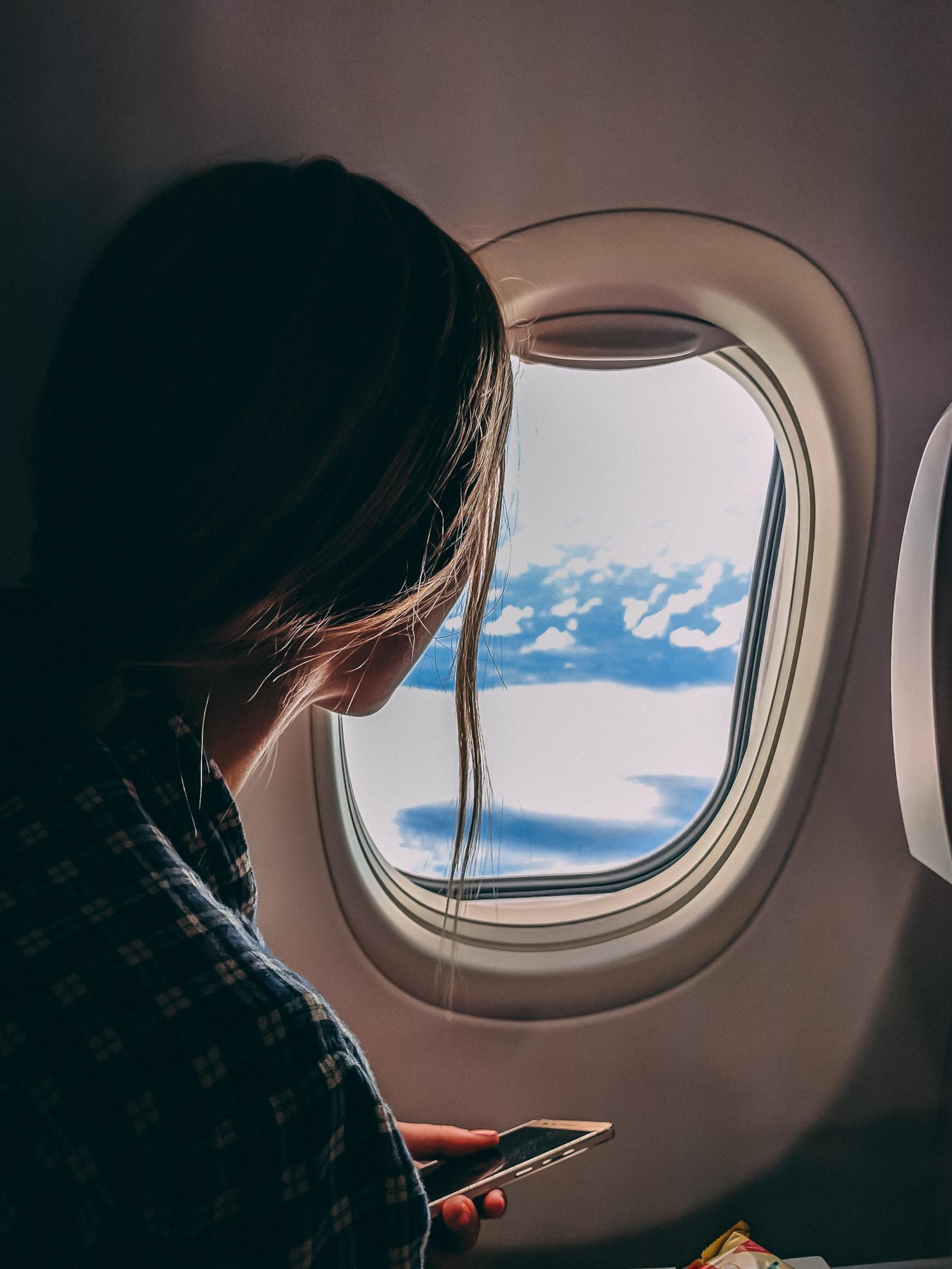 Flights and transportation
