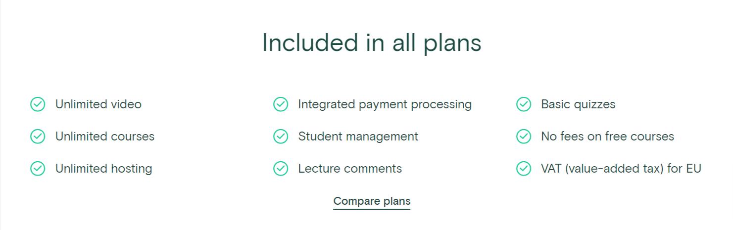 Teachable - Basic Features