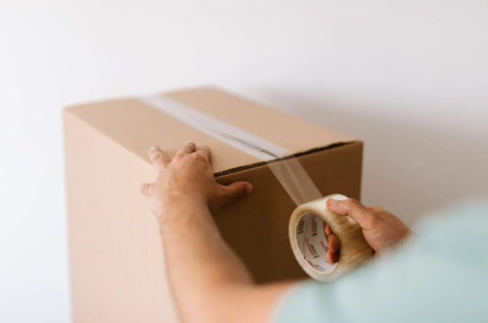 move your items before the cleaners arrive
