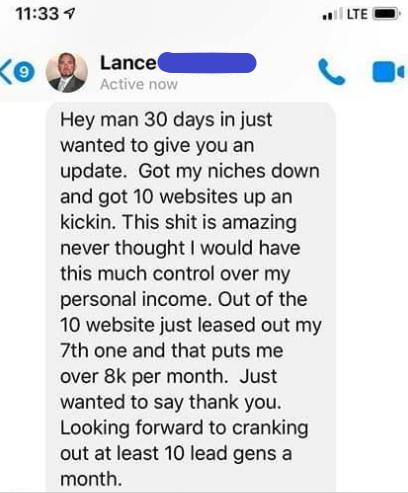 $8,000 per month