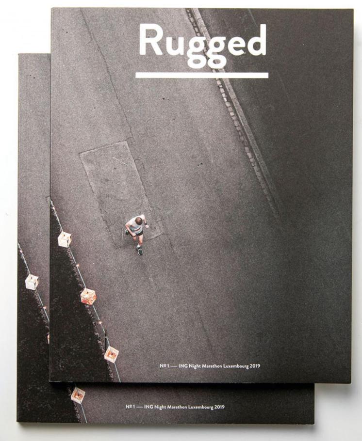 Laufmagazin Rugged