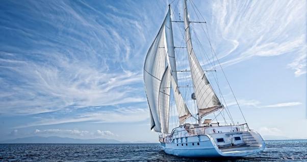 Sailboat, sailor, sailing, sailing skills