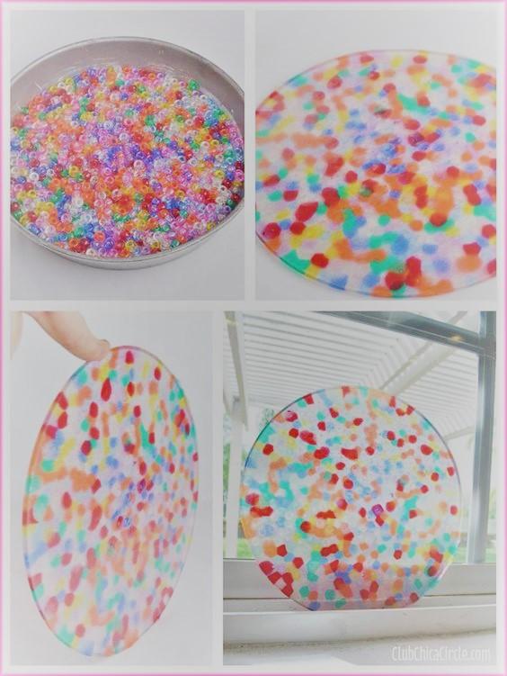 perler bead crafts Suncatcher Ornament  great perler bead ideas