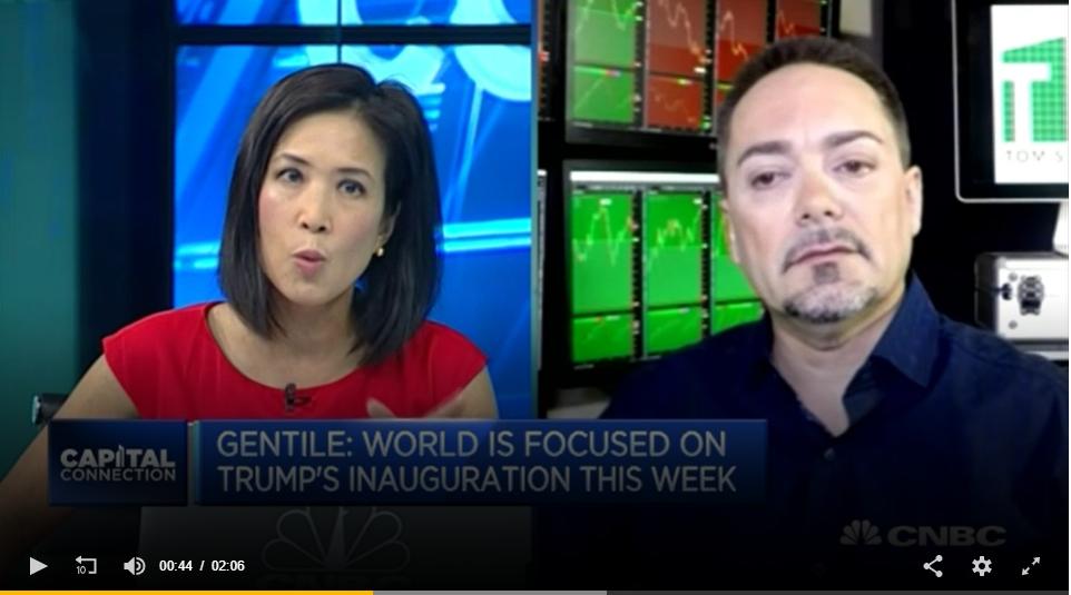 Tom Gentile on CNBC