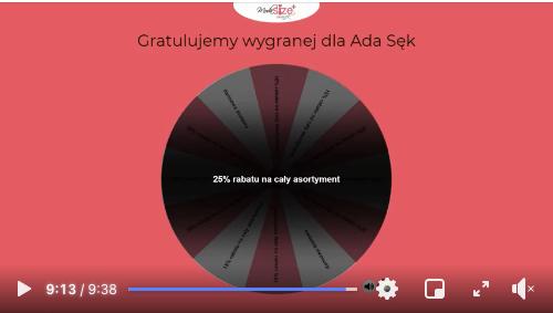 Transmisja live - Koło Fortuny