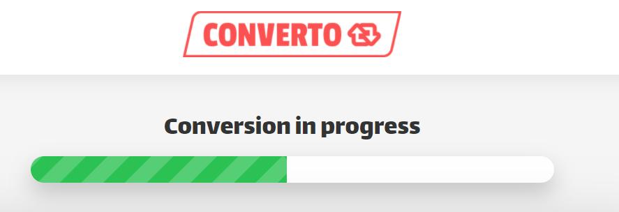 convert.io step 3