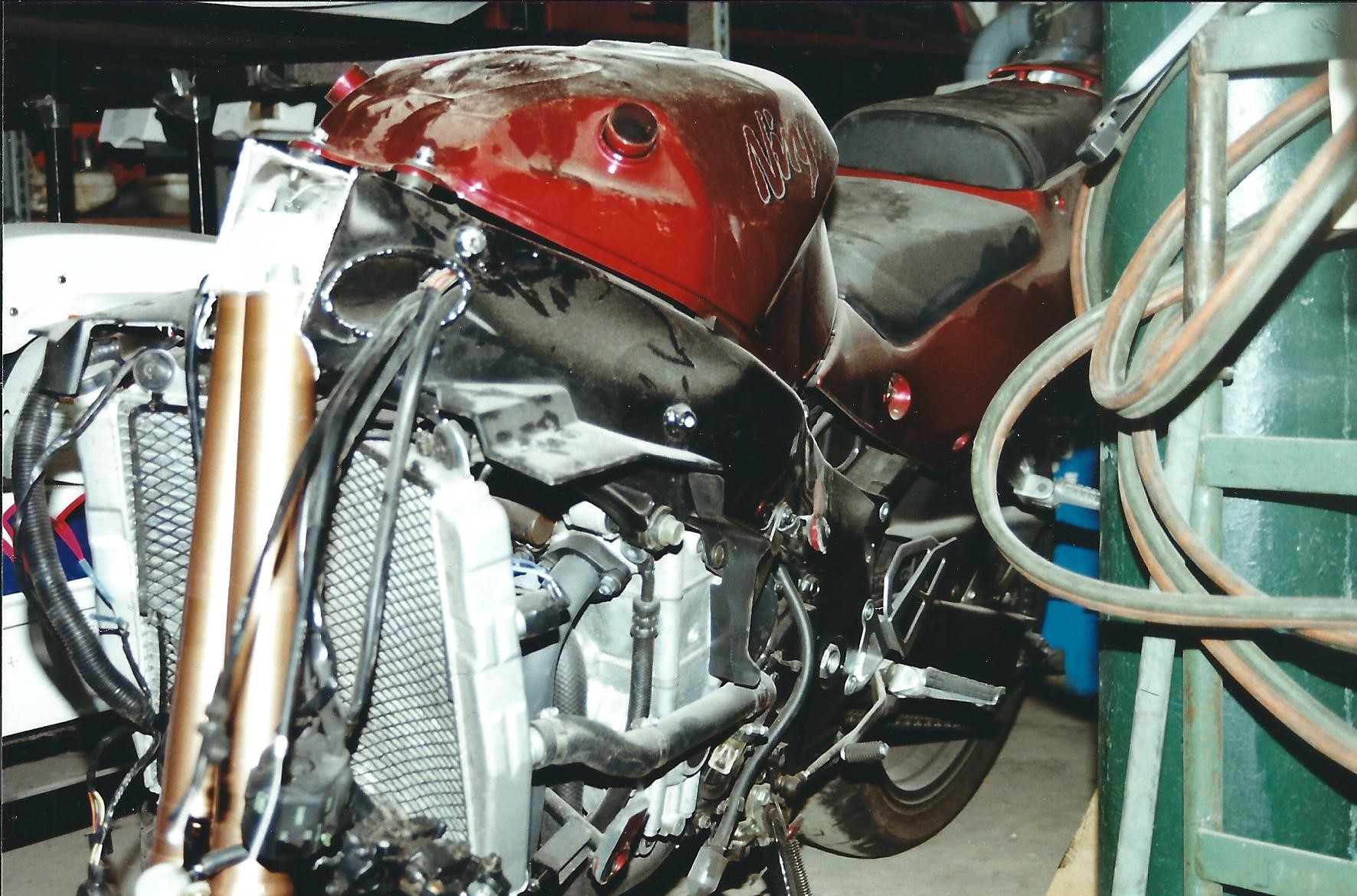 Personal Injury: A Motorcycle Crash is always a serious accident