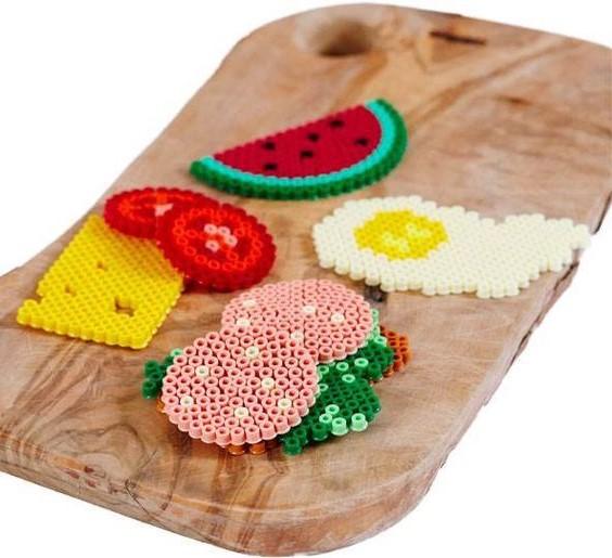 Fun kids perler bead crafts