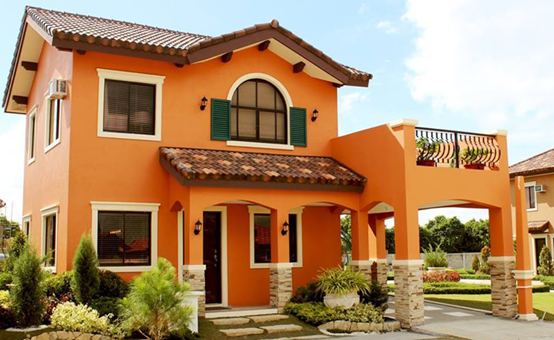 Lladro House Model Italian Inspired Home in Daanghari Cavite